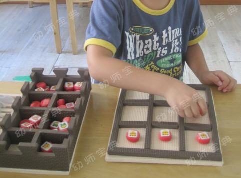 小、中、大班自制玩教具合集