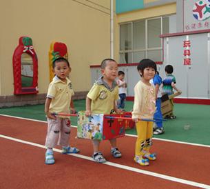 體育玩具 | 30種自制體育器械,讓孩子愛上戶外游戲