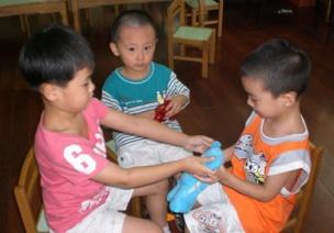 開學活動 | 交換玩具,愛上幼兒園