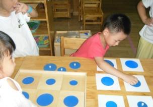 创造性课程 | 小班数学教案及反思——认识圆形