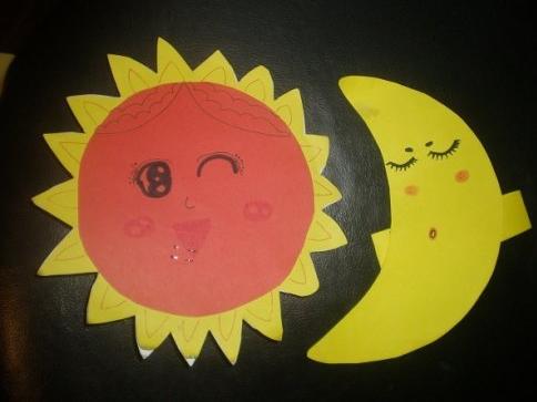 创造性课程 | 小班数学教案及反思——认识白天和黑夜(一)