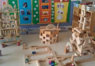 创造性课程 | 中班数学教案及反思——5以内高矮排序