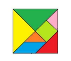 创造性课程 | 中班数学教案及反思——认识正方形