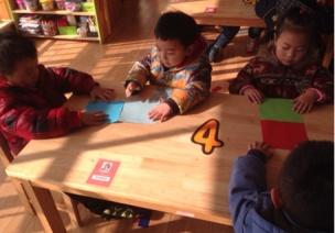 創造性課程 | 中班數學教案及反思——認識長方形