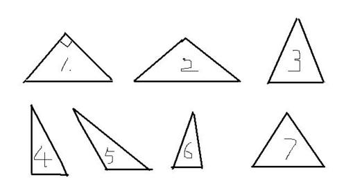 创造性课程 | 中班数学教案及反思——三角形守恒