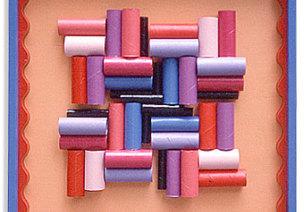 手工 | 63张图,63种卫生纸筒创意玩法,超萌超简单,必藏
