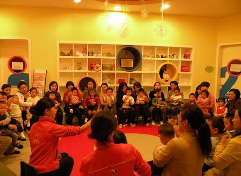 最适合小班初入园的亲子活动教案:二、我会玩游戏