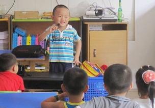 最適合小班初入園的親子活動教案:一、我上幼兒園