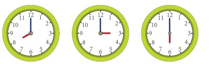 教学活动 | 大班数学:教案及反思《认识钟表》