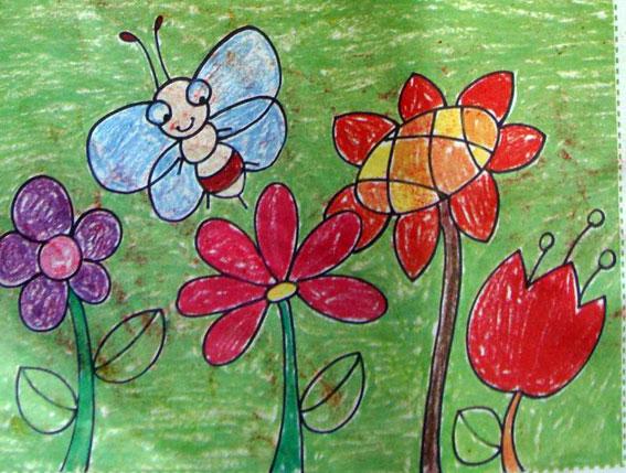 幼儿美术活动 | 积累创作源泉,欣赏什么?
