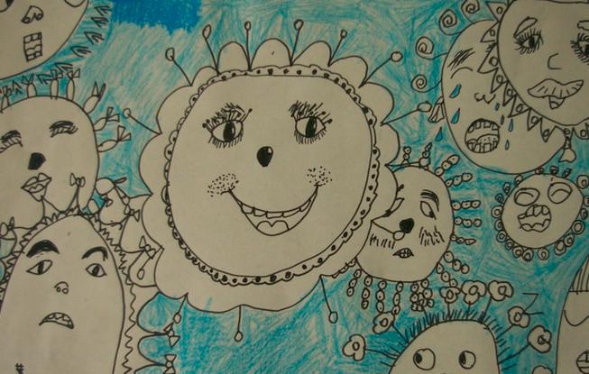 幼儿美术欣赏、绘画、手工重点玩什么,你开展对了吗?