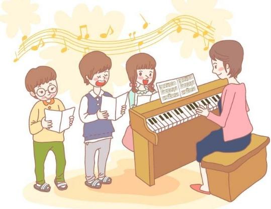 我与母校   一位骨干幼师的成长之路,如果当时没有学音乐…