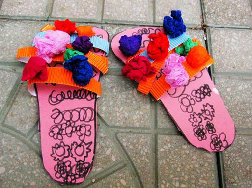 幼儿美术 | 告别越画越乱,设色、造型和构图很重要(一)