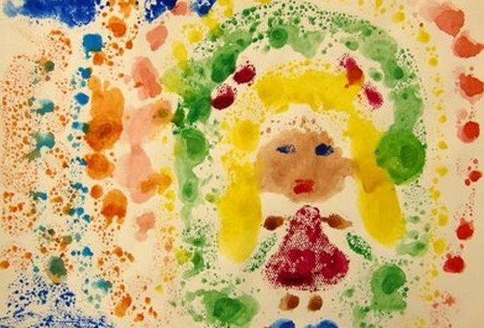 幼儿美术   告别越画越乱,设色、造型和构图很重要(二)