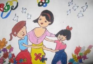 中班教师节音乐活动《我的老师像妈妈》