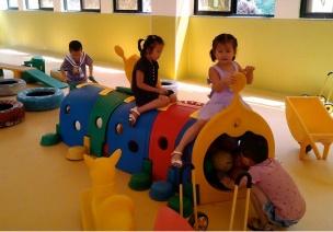 幼兒安全無小事,險情隱患及防范——區域活動