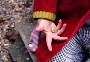 拒绝哭闹,让早入园有事可做——蜗牛探究小活动