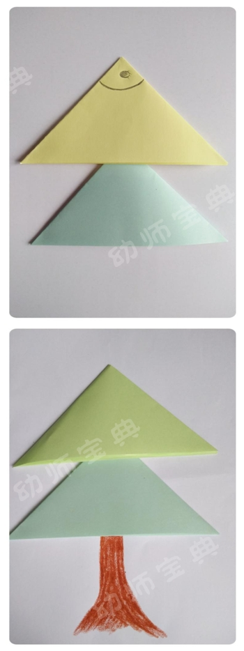 小班手工课 | 适合小班的折纸内容有哪些?