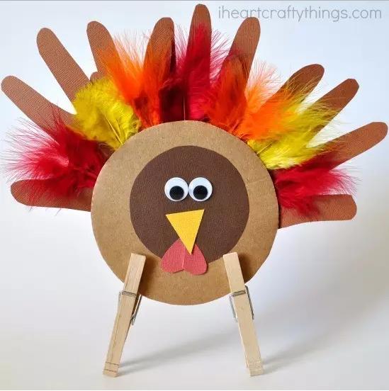 """与其在万圣节""""群魔乱舞"""",不如用心准备一个温馨的感恩节"""