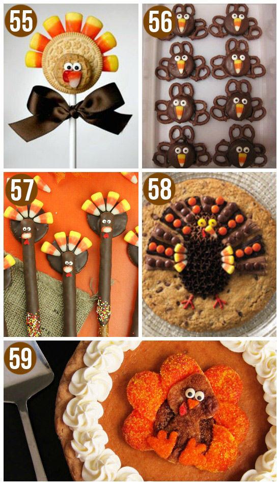 Thanksgving-Turkey-Desserts