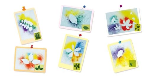 5种方法带小班幼儿爱上玩色,爱上水粉