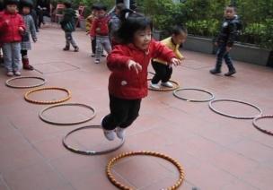 体育游戏 | 有趣的呼啦圈,一圈多玩!