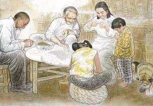 活动方案 | 其乐融融的亲子包饺子活动,回忆里最温暖的一天