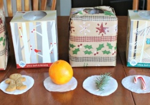 """圣誕節就要有圣誕的""""味道"""",你的區角中有圣誕的""""味道""""嘛!"""