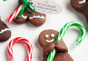 舌尖上的圣诞节   DIY美食,精心策划的幼儿园活动都有它