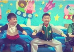 冬季室内热身小游戏,让教室充满欢声笑语