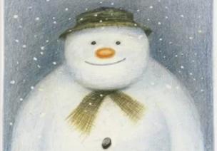 周末绘本丨【雪人】给孩子独立的精神力量