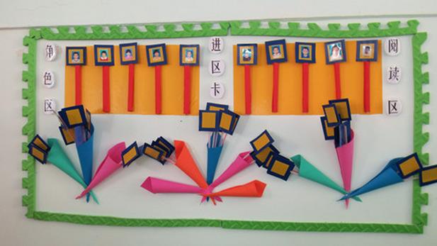 主题活动中环创的布置 | 注意四个方面,让孩子成为环创的主人