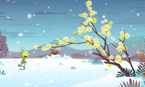 二十四节气图话故事 | 第二十一节《大雪》