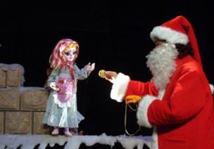 圣诞节活动方案 |  幼儿园圣诞话剧晚会(含剧本)
