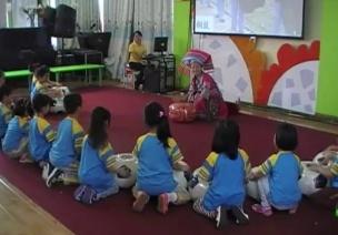 获奖公开课视频 | 中班综合活动《快乐的三月三》