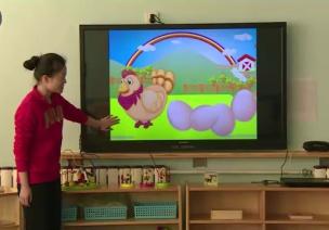 获奖公开课视频 | 小班科学领域数学活动《数蛋宝宝》