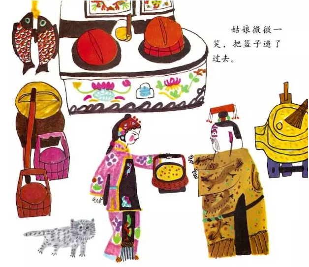 春节绘本系列 | 《小年的故事》,揭秘灶王爷的前生故事