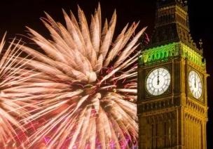2017,帶你去看全世界是如何跨年的,還有的國家跳河慶祝?