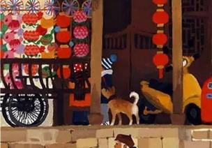 春节绘本系列   《团圆》,让千万人温暖落泪的绘本