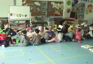 获奖公开课视频 | 小班艺术领域音乐游戏《拔萝卜》