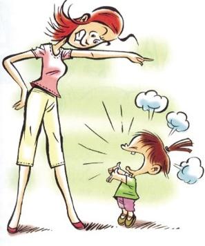 惩罚孩子是个技术活,这些错误你犯了么?