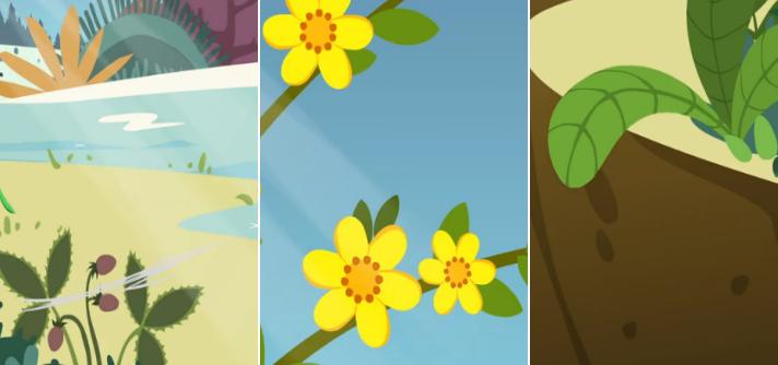 二十四节气图画故事 | 第一节《立春》