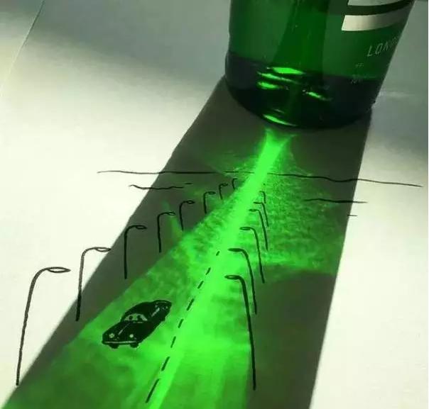 用影子來畫畫,你絕對沒見過!超級開發孩子想象力!
