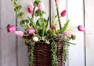 春季环创 | 一抬头就能闻到春的气息(吊饰篇)