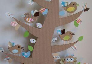 春季环创|春天的小鸟,飞到我的教室唱歌(多款吊饰、摆件~)