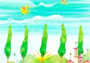 春季主题活动 | 五大领域教案