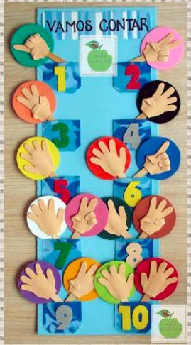 益智区 | 小中大班自制玩教具