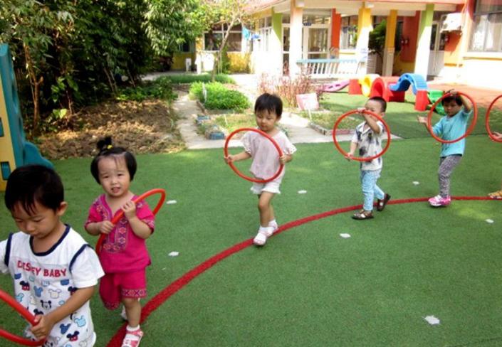 套圈活动_中班体育活动 | 协调性户外游戏大全-幼师宝典官网