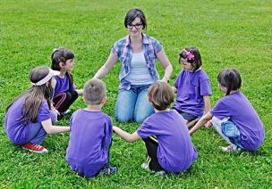戶外游戲 | 大班孩子就愛玩這些