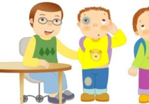 家长,我想对您说 | 当孩子在幼儿园受伤……